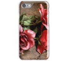 5.11.2014: Abandoned Plastic Flowers iPhone Case/Skin