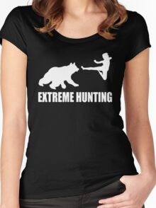 EXTREME HUNTING Women's Fitted Scoop T-Shirt