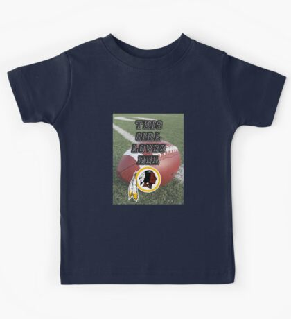 Redskins Love Kids Tee