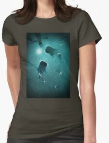 The Serenade v2 Womens Fitted T-Shirt