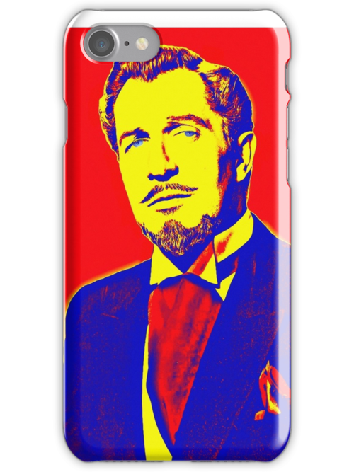 Vincent Price by Art Cinema Gallery