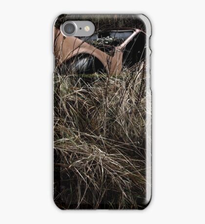 5.11.2014: Car in Well iPhone Case/Skin