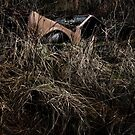 5.11.2014: Car in Well by Petri Volanen