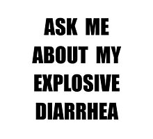 Explosive Diarrhea by TheBestStore