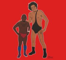 Eric Andre the Giant by Eddie Mauldin