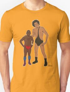 Eric Andre the Giant Unisex T-Shirt