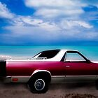 1987 El Camino 4x4 Beyond the Four Wheel-Drive Sign by ChasSinklier