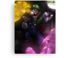 Luigi's Mansion Canvas Print