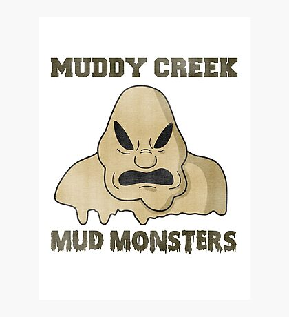 Muddy Creek Photographic Print
