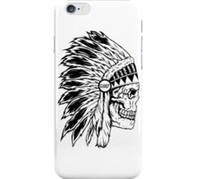 Chief Headress iPhone Case/Skin