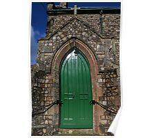 Green Door...... Poster