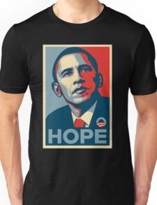Obama Hope Unisex T-Shirt