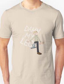 DAMN MY SHARK Unisex T-Shirt