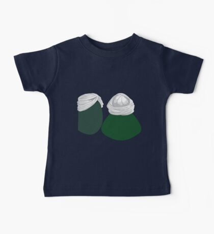 Glitch Hats sherwani hat Baby Tee