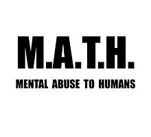 Math Abuse by TheBestStore