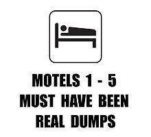 Motel Dump by TheBestStore