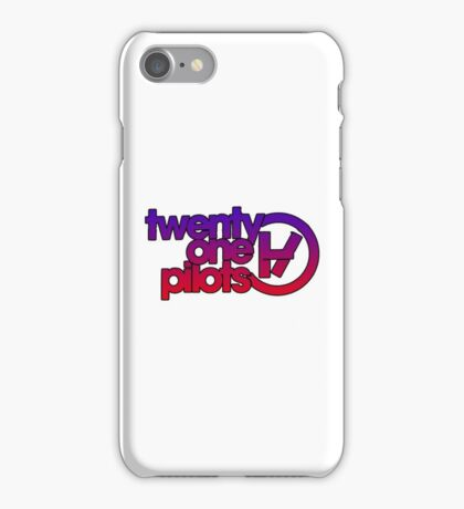 21 P iPhone Case/Skin