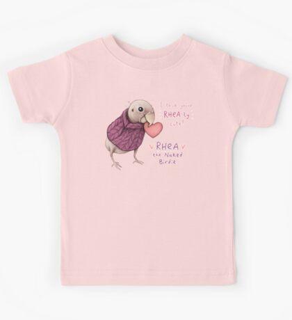 Rhea - Rhea-ly Cute! Kids Tee