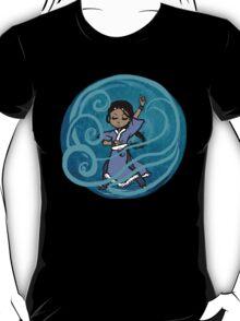 Katara - Waterbending T-Shirt