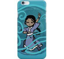 Katara - Waterbending iPhone Case/Skin