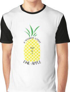 Fine-Apple Graphic T-Shirt