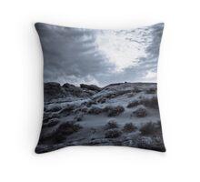 Desert Sands Throw Pillow
