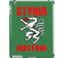 STYRIA, AUSTRIA iPad Case/Skin