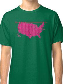 pussyhat USA Classic T-Shirt