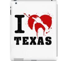 I Heart Texas iPad Case/Skin