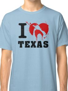I Heart Texas Classic T-Shirt