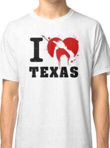 I Heart Texas Classic T-Shirt