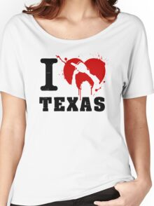 I Heart Texas Women's Relaxed Fit T-Shirt