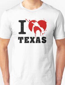 I Heart Texas T-Shirt