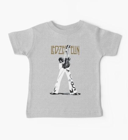 led zeppelin - jimmy page Baby Tee