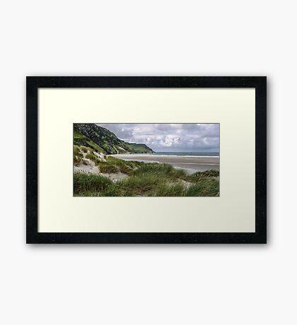 Maghera Beach - County Donegal, Ireland Framed Print