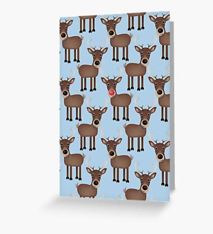 Reindeer 2 Greeting Card
