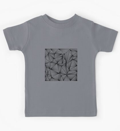 Lines and Such Kids Tee