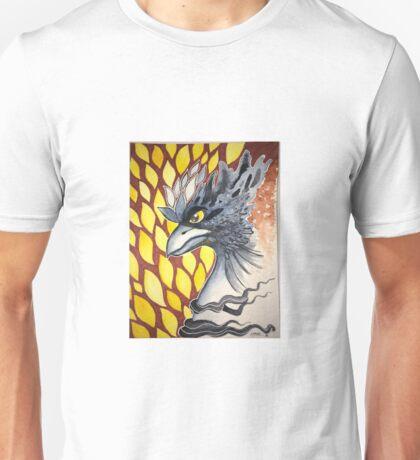The Fire Falcon Returns Unisex T-Shirt