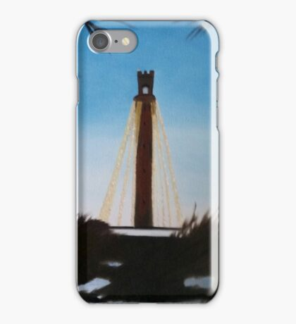 Holiday Monument iPhone Case/Skin