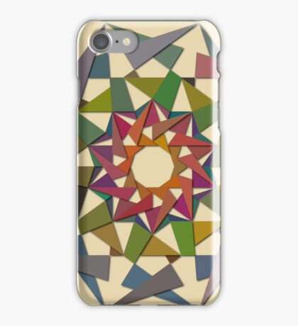 Decagami - Ten Fold iPhone Case/Skin