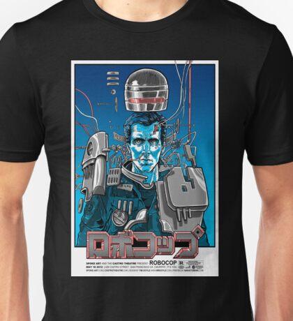 Robocop Japan Poster Unisex T-Shirt