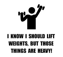 Weights Are Heavy by TheBestStore