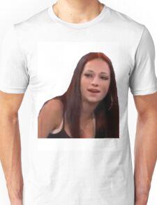 Cash Me Ousside Howbow Dah Meme Unisex T-Shirt