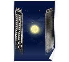 Ping Pong Moon Poster