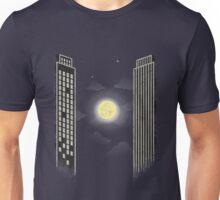 Ping Pong Moon Unisex T-Shirt
