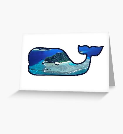Vineyard Vines Greeting Card