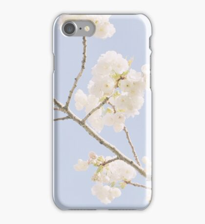 Oriental blooms iPhone Case/Skin