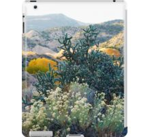 New Mexico Highlands iPad Case/Skin