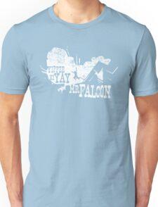 Yippee Ki Yay, Mr. Falcon Unisex T-Shirt