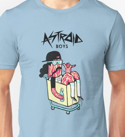 Astroid Boys Unisex T-Shirt